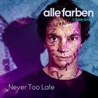 Alle Farben & Sam Gray - Never Too Late