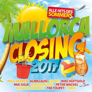 Various Artists - Mallorca Closing 2017 - Alle Hits des Sommers (Explicit)