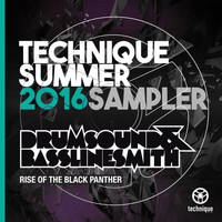 Drumsound & Bassline Smith - Rise of the Black Panther