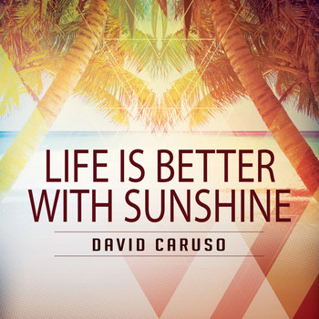 David Caruso - Life Is Better with Sunshine