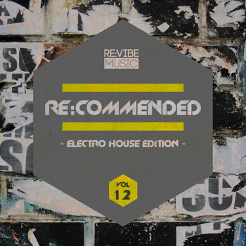 Various Artists - Re:Commended - Electro House Edition, Vol. 12