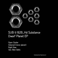 HD Substance - Dwarf Planet EP