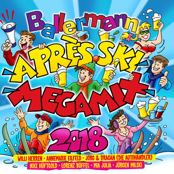 Various Artists - Ballermann Apres Ski Megamix 2018 (Explicit)
