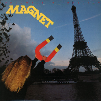 Magnet - Worldwide Attraction