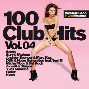 Various Artists - 100 Club Hits, Vol. 4