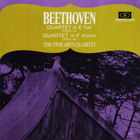Fine Arts Quartet - Beethoven: String Quartets Opp. 74 & 95 (Remastered from the Original Concert-Disc Master Tapes)