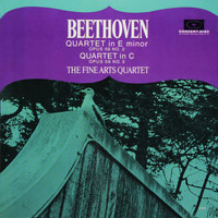 Fine Arts Quartet - Beethoven: String Quartets, Op. 59, Nos. 2 & 3 (Remastered from the Original Concert-Disc Master Tapes)