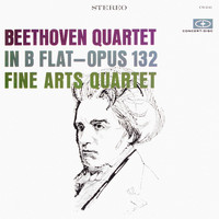 Fine Arts Quartet - Beethoven: String Quartet in A Minor, Op. 132 (Remastered from the Original Concert-Disc Master Tapes)