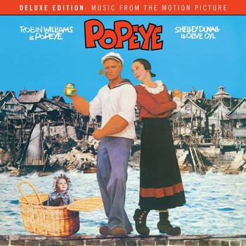 Harry Nilsson - Popeye (Music From The Motion Picture / The Deluxe Edition)