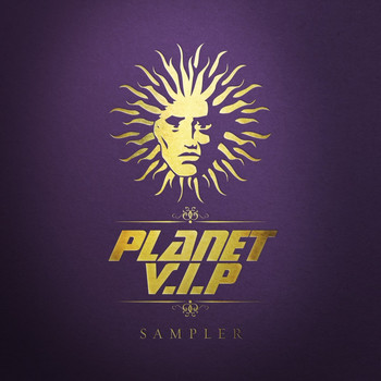 Various Artists / - Planet V.I.P. Sampler