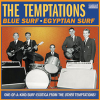 The Temptations - Blue Surf / Egyptian Surf