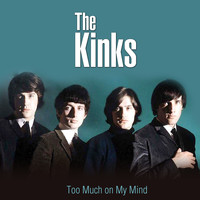 The Kinks - Too Much on My Mind