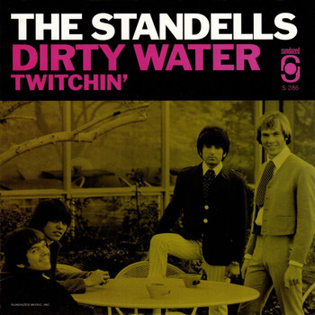 The Standells - Dirty Water / Twitchin'