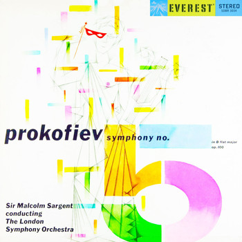 London Symphony Orchestra & Sir Malcolm Sargent - Prokofiev: Symphony No. 5 (Transferred from the Original Everest Records Master Tapes)