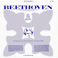 Fine Arts Quartet - Beethoven: The Late Quartets (Remastered from the Original Concert-Disc Master Tapes)