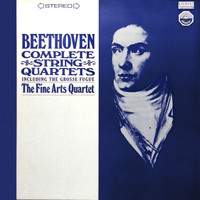 Fine Arts Quartet - Beethoven: Complete String Quartets including the Grosse Fugue (Remastered from the Original Concert-Disc Master Tapes)