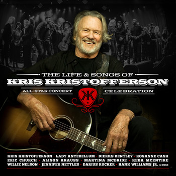 Kris Kristofferson - Sunday Mornin' Comin' Down (Live)