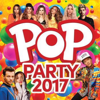Various Artists - Pop Party 2017