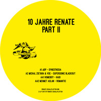 Various Artists - 10 Jahre Renate Pt. 2