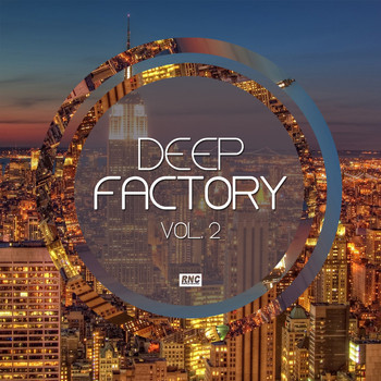 Various Artists - Deep Factory, Vol. 2