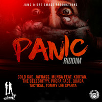 Various Artists - Panic Riddim