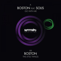 Boston - Go with Me / The Little Things