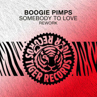 Boogie Pimps - Somebody to Love (Rework) - Radio Mixes