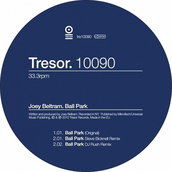 Joey Beltram - Ball Park