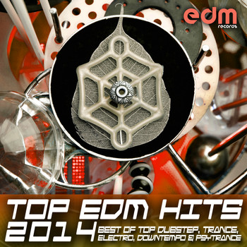 Various Artists - Top 30 EDM Hits 2014 - Best of Top Dubstep, Trance, Electro, Downtempo & Psy Trance