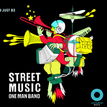 Various Artists - Street Music - One Man Band