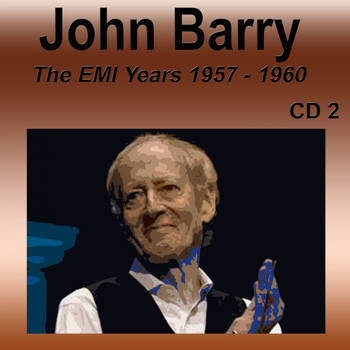 John Barry - John Barry the Emi Years 1957-1960 Cd 2