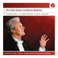 Sir Colin Davis - Brahms: The 4 Symphonies & Haydn Variations & Piano Concertos