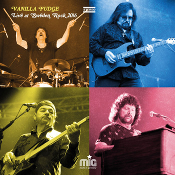 Vanilla Fudge - Live at Sweden Rock 2016 (Live)
