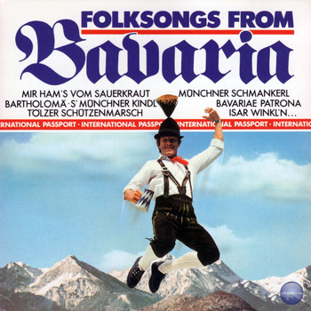 Various Artists - Folksongs From Bavaria