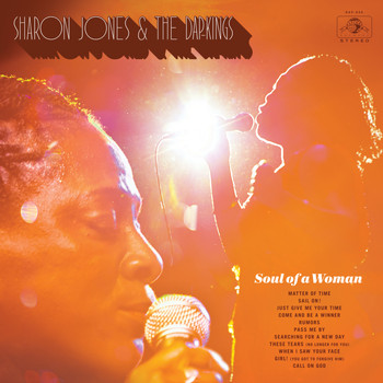 Sharon Jones & The Dap-Kings - Soul of a Woman