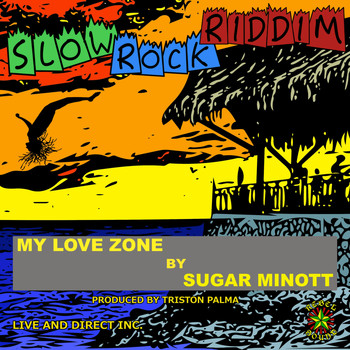 Sugar Minott - My Love Zone