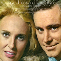 George Jones & Tammy Wynette - Me and the First Lady