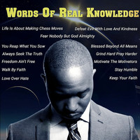 Blaze - Words of Real Knowledge