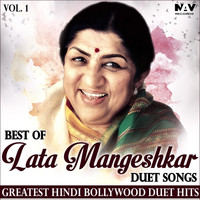 Lata Mangeshkar - Best of Lata Mangeshkar Duet Songs Greatest Hindi Bollywood Duets Hits, Vol. 1