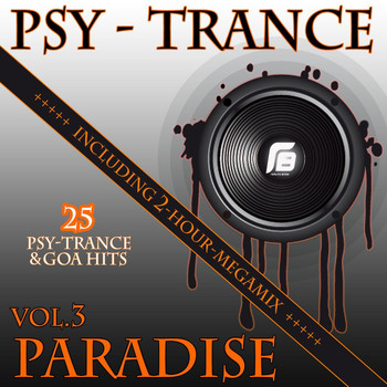 Various Artists - Psy-Trance Paradise Vol. 3