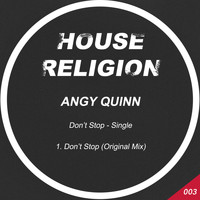 Angy Quinn - Don't Stop (Original Mix)