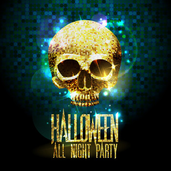 Various Artists - Halloween All Night Party