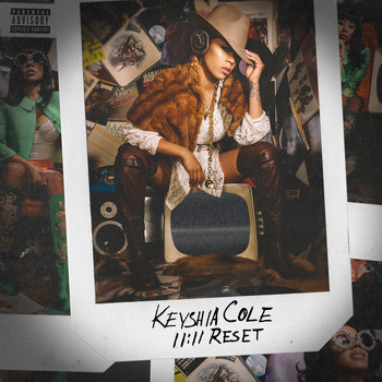 Keyshia Cole - 11:11 Reset (Explicit)