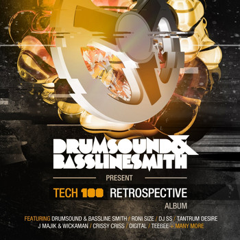 Various Artists - Drumsound & Bassline Smith Present: TECH100 Retrospective