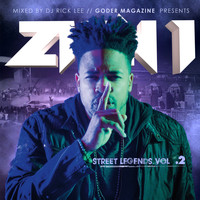 Zion I - Street Legends, Vol. 2 (Explicit)