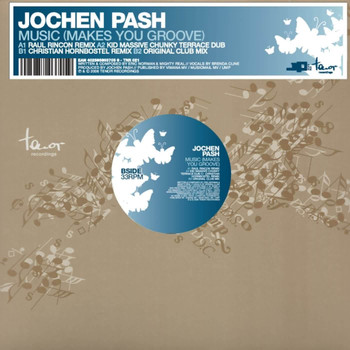Jochen Pash - Music (Makes You Groove)