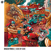 Disco Fries - Side By Side
