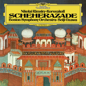 Boston Symphony Orchestra - Rimsky-Korsakov: Scheherazade, Op.35 / Bartók: Music For Strings, Percussion And Celesta, Sz. 106