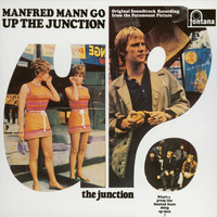 Manfred Mann - Up The Junction (Original Motion Picture Soundtrack)
