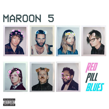Maroon 5 - Red Pill Blues (Deluxe [Explicit])